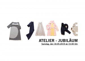 Atelier Jubiläum Berlin Maßschneiderei - Luise Trapp